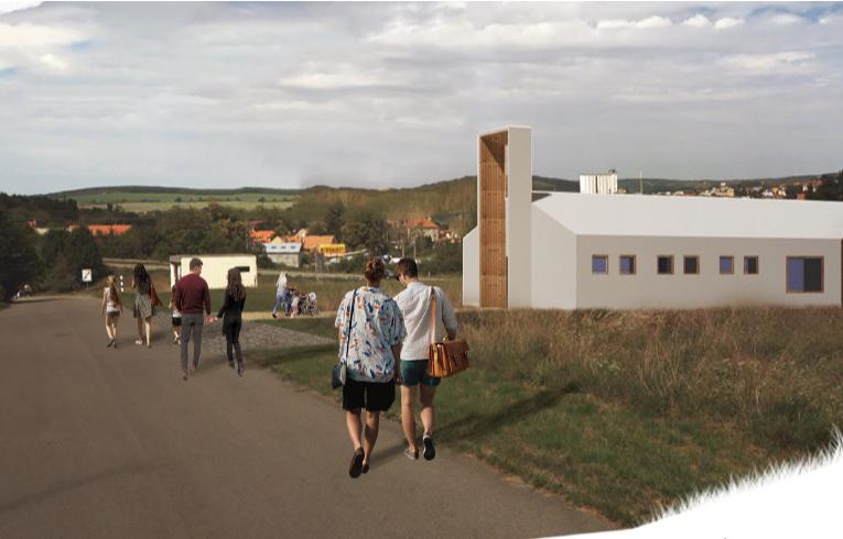 Studie křesťanského centra Apoštolské církve v Uherském Brodě